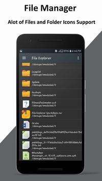 File Manager : free and easily screenshot 1