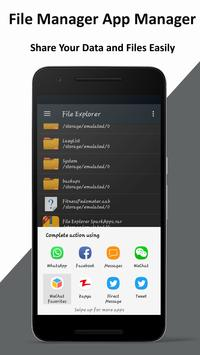File Manager : free and easily screenshot 2
