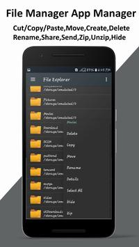 File Manager : free and easily screenshot 3