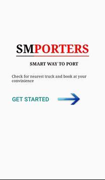 Smporters - book mini truck and tempo screenshot 1