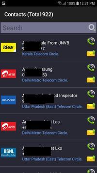 Trace Mobile Number captura de pantalla 3