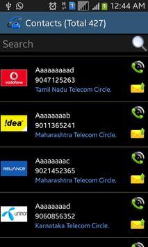 Trace Mobile Number captura de pantalla 12