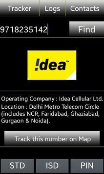 Trace Mobile Number captura de pantalla 16