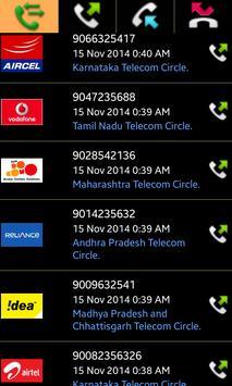 Trace Mobile Number captura de pantalla 18