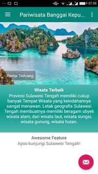 Pariwisata Banggai Kepulauan poster