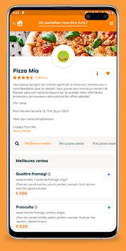 Pizza Mia - pizza à verviers screenshot 1