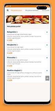 Pizza Mia - pizza à verviers screenshot 3