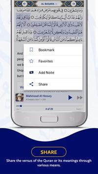 Multi Language Quran: Holly Quran in Your Language imagem de tela 7