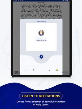 Multi Language Quran: Holly Quran in Your Language imagem de tela 12