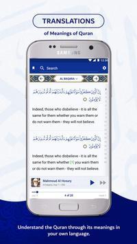 Multi Language Quran: Holly Quran in Your Language Screenshot 2