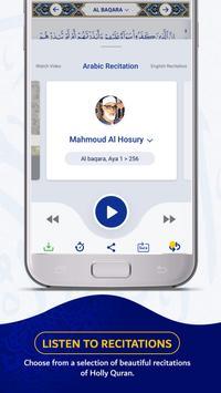 Multi Language Quran: Holly Quran in Your Language Screenshot 3