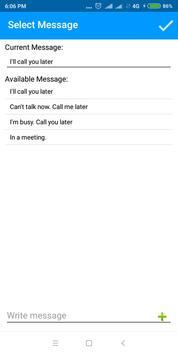 Do Not Disturb(DND) screenshot 2