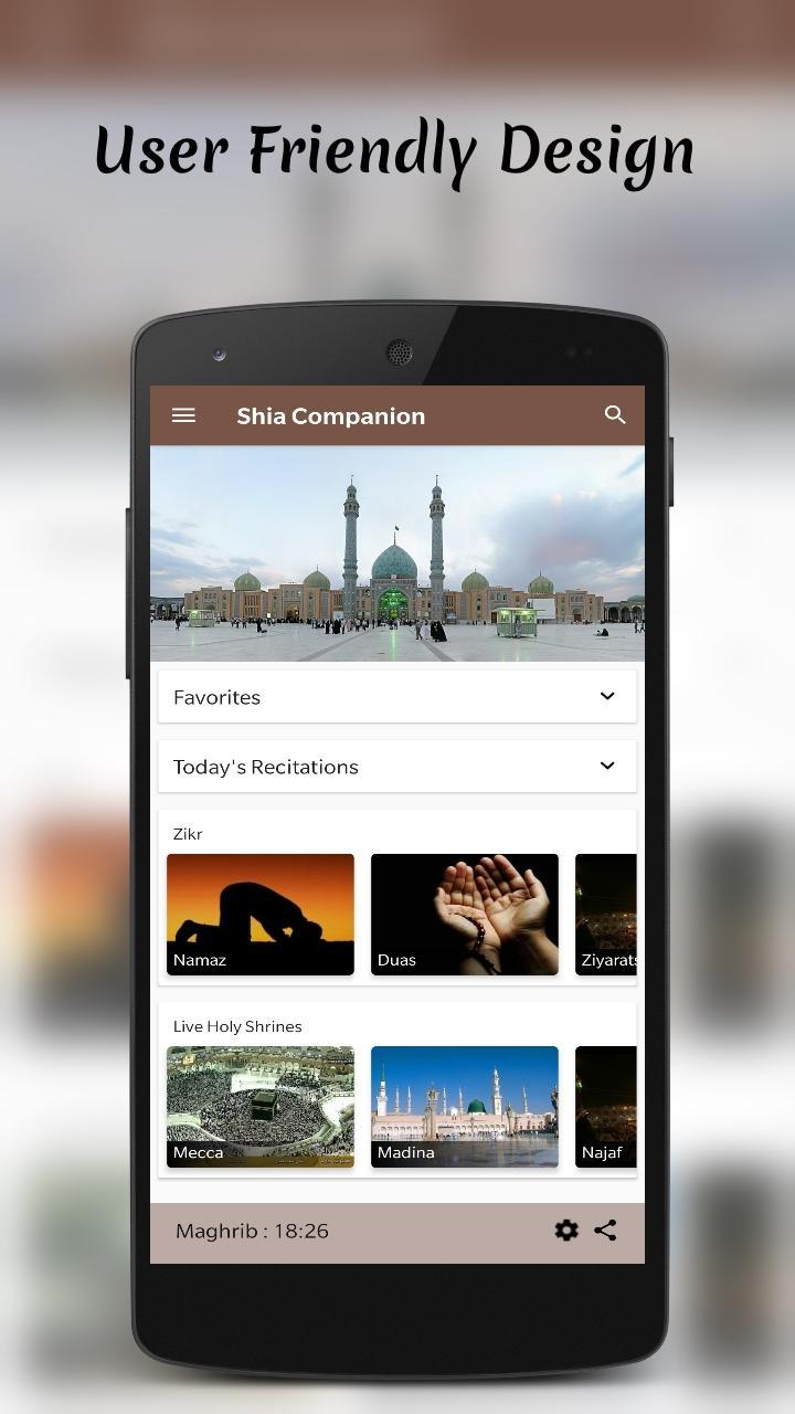 Shia Companion for Android - APK Download