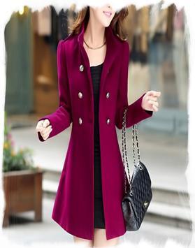 Ladies Coat Designs screenshot 4
