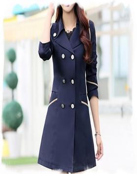 Ladies Coat Designs poster