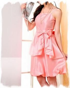 Pink Dress For Girl screenshot 3