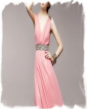 Pink Dress For Girl poster