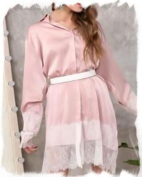 Pink Dress For Girl screenshot 2