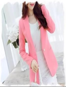 Suit Jackets For Women screenshot 1