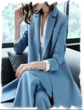 Suit Jackets For Women screenshot 3