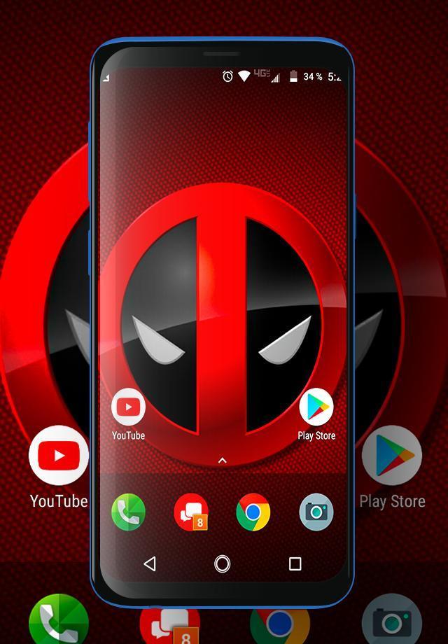 Fondos De Pantalla De Deadpool Pour Android Téléchargez Lapk