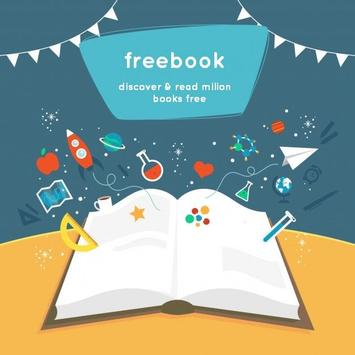 Freebook - Discover & read millions of free ebooks screenshot 1