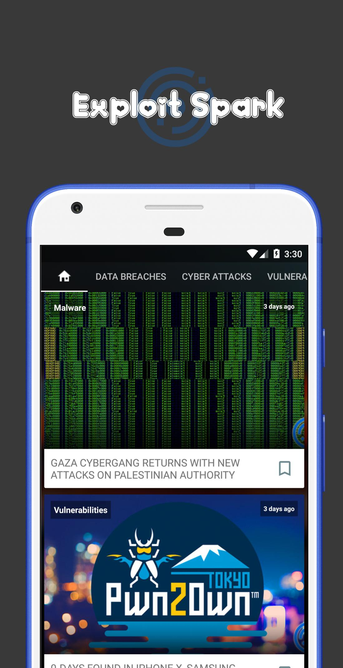 Exploit Spark for Android - APK Download