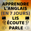 French to English Speaking simgesi