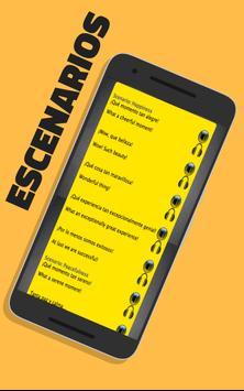 Spanish to English Speaking poster