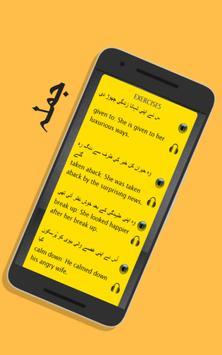 Learn Spoken English with Urdu - Urdu to English screenshot 15