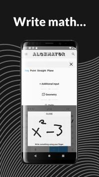 Algemator screenshot 5