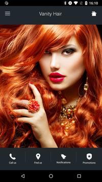 Vanity Hair Salon poster