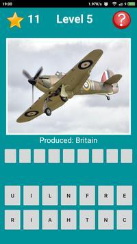 Quiz Aircraft screenshot 1