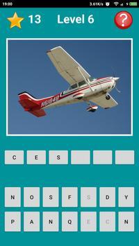 Quiz Aircraft screenshot 2