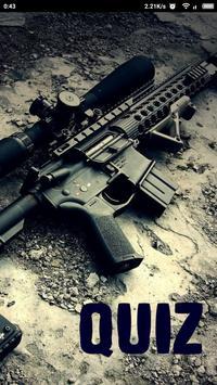 Quiz Sniper Rifle poster