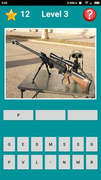 Quiz Sniper Rifle screenshot 1