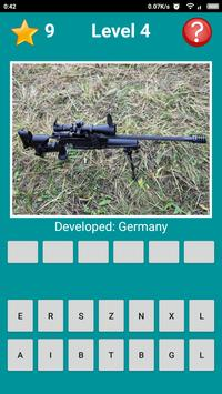 Quiz Sniper Rifle screenshot 2