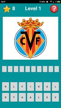 Quiz: Spain Football screenshot 1