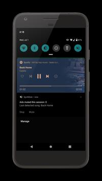 SpotMute screenshot 3