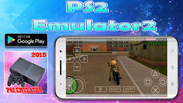 ps 2 emu for Android Game poster