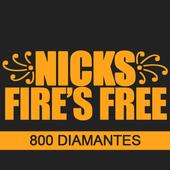 Criador do nome Fires Free ícone