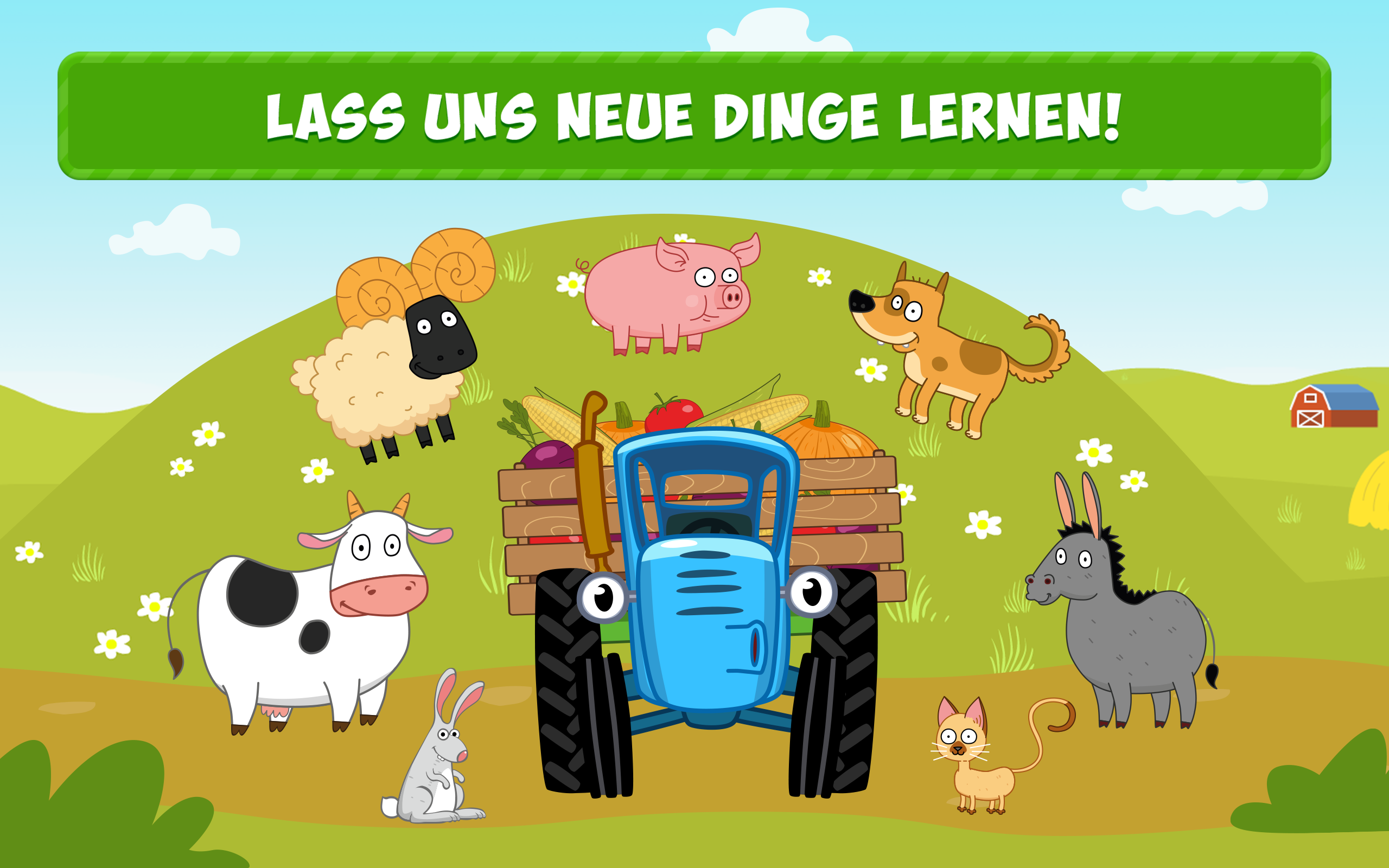 der blaue traktor spiele für kinder vorschule apk 111