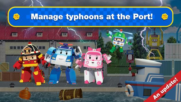 Robocar Poli Games: Kids Games for Boys and Girls poster