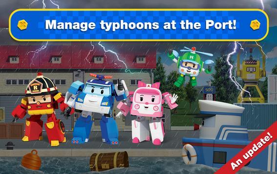 Robocar Poli Games: Kids Games for Boys and Girls screenshot 16