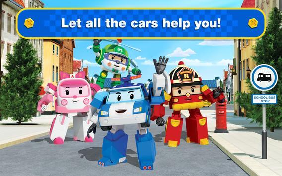 Robocar Poli Games: Kids Games for Boys and Girls screenshot 11