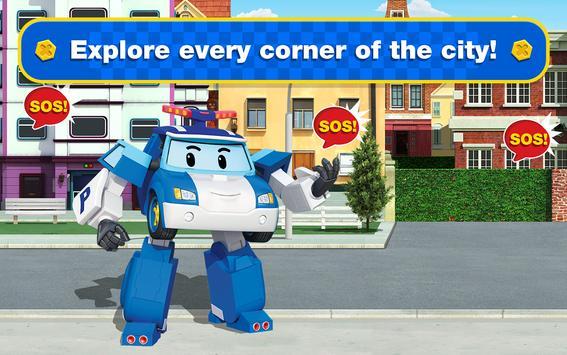 Robocar Poli Games: Kids Games for Boys and Girls screenshot 20