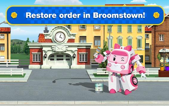 Robocar Poli Games: Kids Games for Boys and Girls screenshot 22