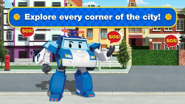 Robocar Poli Games: Kids Games for Boys and Girls screenshot 4