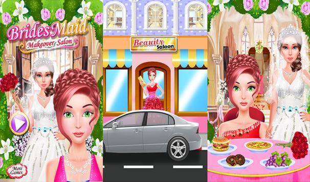 Bridesmaid Makeover Salon screenshot 9