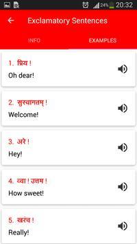Learn English In Marathi screenshot 3